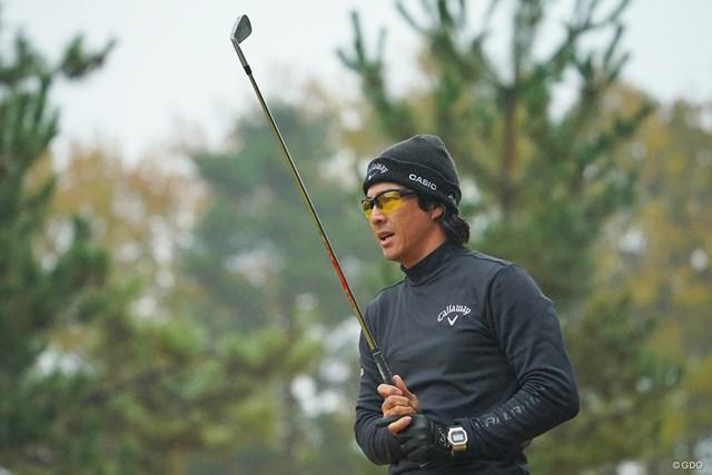 2020年 ゴルフ日本シリーズJTカップ 3日目 石川遼 厳しいコンディションで苦しんだ石川遼だが、首位との差は縮まった