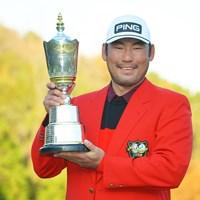 チャン・キムが逆転でツアー5勝目をあげた 2020年 ゴルフ日本シリーズJTカップ 最終日 チャン・キム