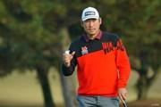 2020年 ゴルフ日本シリーズJTカップ 最終日 チャン・キム