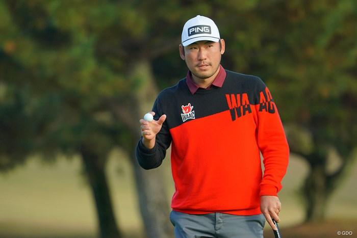 18番は見事なパーセーブでしたね。 2020年 ゴルフ日本シリーズJTカップ 最終日 チャン・キム