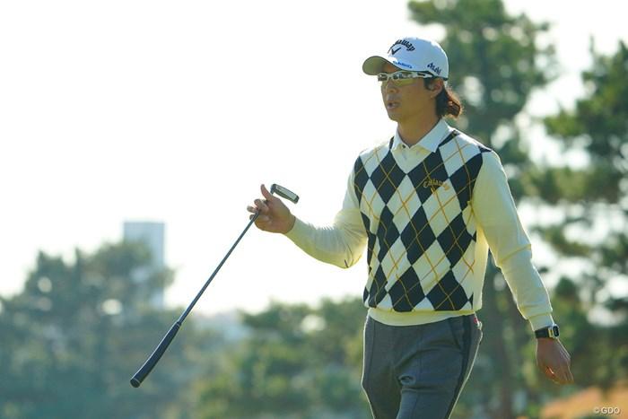 今日はカップに嫌われたなぁ。 2020年 ゴルフ日本シリーズJTカップ 最終日 石川遼