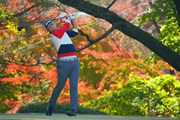 2020年 ゴルフ日本シリーズJTカップ 最終日 出水田大二郎