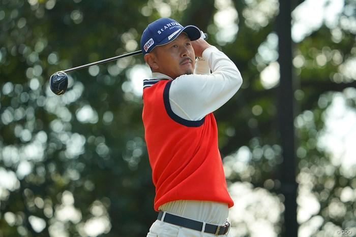 久々の優勝はならなかった。 2020年 ゴルフ日本シリーズJTカップ 最終日 岩田寛