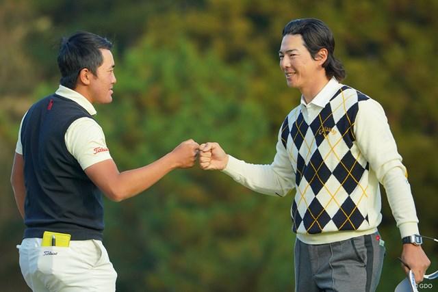 2020年 ゴルフ日本シリーズJTカップ  最終日 金谷拓実 石川遼 石川遼は新たなトライとなった2020年最後の試合を終えた