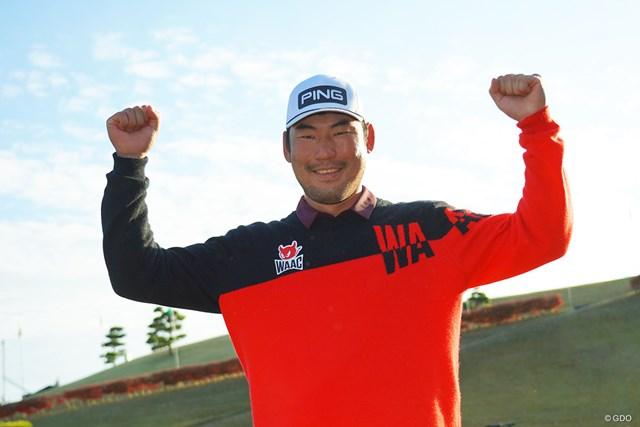 2020年 ゴルフ日本シリーズJTカップ 最終日 チャン・キム チャン・キムが混戦となった2020年ラストゲームを制した