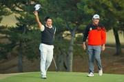 2020年 ゴルフ日本シリーズJTカップ 4日目 金谷拓実