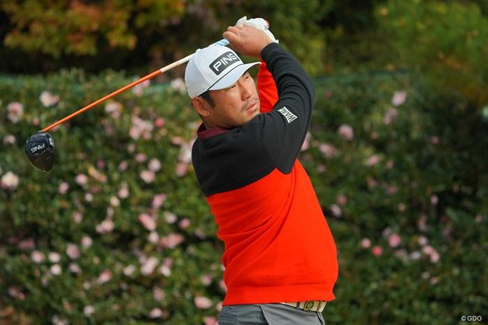 慣れ親しんだシャフトがチャン・キムの1Wショットに安定をもたらした 2020年 ゴルフ日本シリーズJTカップ  最終日 チャン・キム