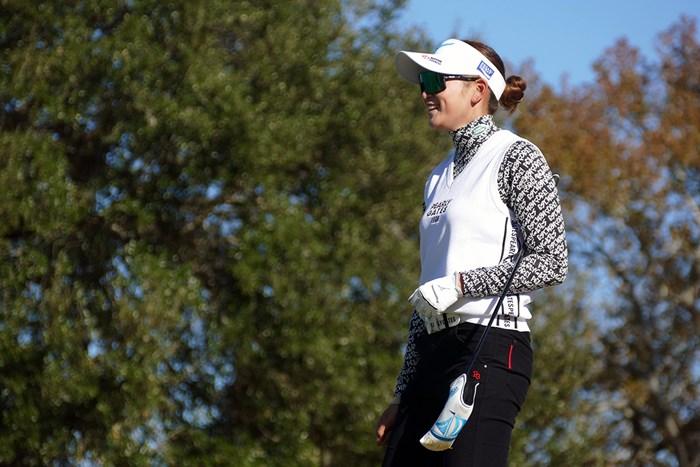 国内メジャーは2勝。初の海外メジャーでも結果を残したい 2020年 全米女子オープン  事前 原英莉花