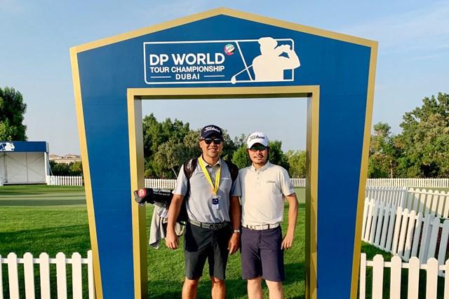 2020年 DPワールド ツアー選手権 ドバイ 事前 川村昌弘 ついにやってきました。欧州ツアーのシーズン最終戦に出場します