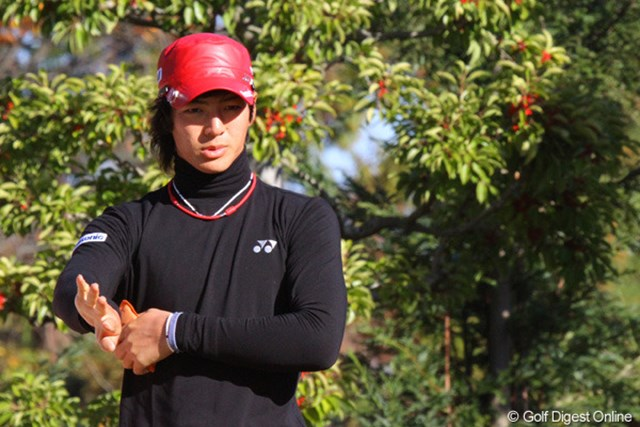 2010年 ゴルフ日本シリーズJTカップ 最終日 石川遼 2010年、当時19歳の石川遼