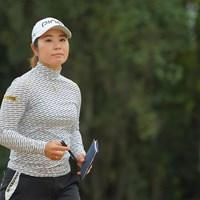 47位タイで予選通過です。 2020年 全米女子オープン 2日目 比嘉真美子