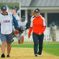 粘りまくり!25位タイに浮上です。 2020年 全米女子オープン 3日目 岡山絵里