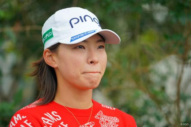 2020年 全米女子オープン 最終日 渋野日向子 4位で終えた渋野日向子は「悔しいけど悔いはない」と涙をこらえた