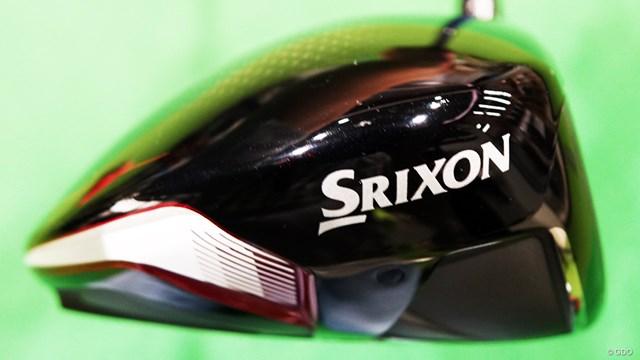 スリクソン ZX5 ドライバーを西川みさとが試打「力感なくても打てる」 フェース周辺部を厚く丸くすることで変形を抑えた形状に