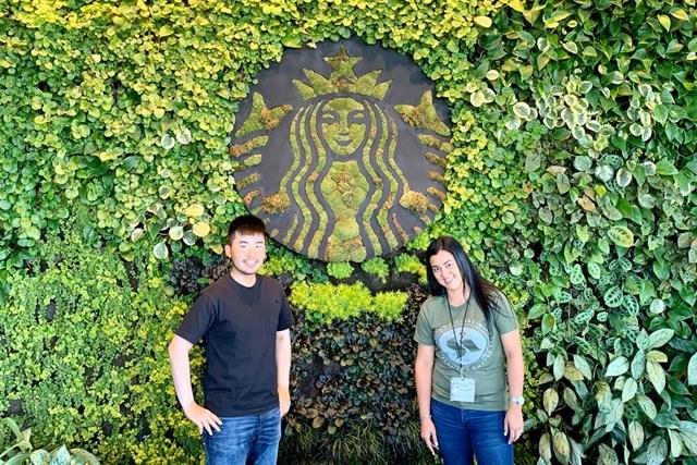 コスタリカのコーヒー農園 2月にはコスタリカまで旅行。スタバの農園を訪ねた