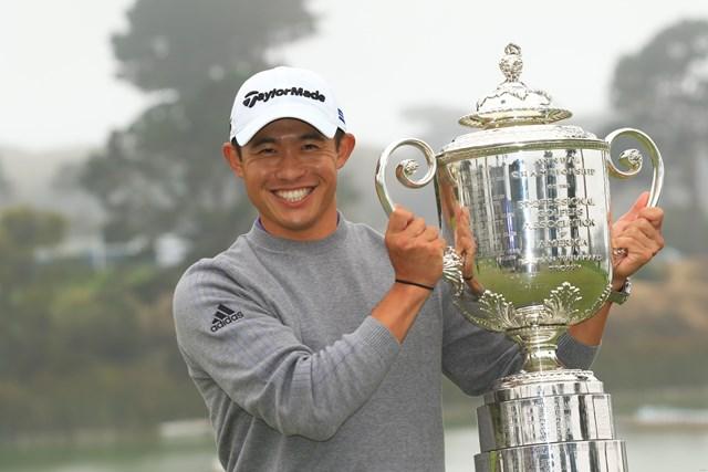 2020年 全米プロゴルフ選手権 4日目 コリン・モリカワ 日本語は喋れないが日本に来ると「家に帰ってきたような気分に」なるそう