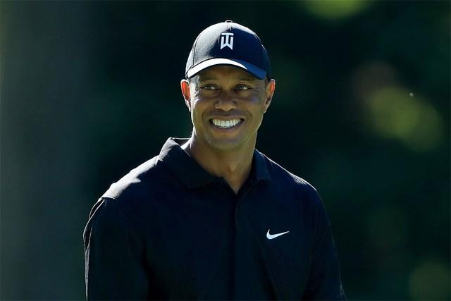 2020年 タイガー・ウッズ 世界ゴルフ殿堂入りを果たしたタイガー・ウッズ(Sam Greenwood/Getty Images)
