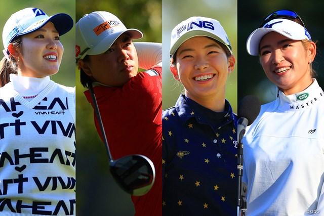 2020年 女子ゴルフ 2020年の女子ゴルフ界を振り返ります