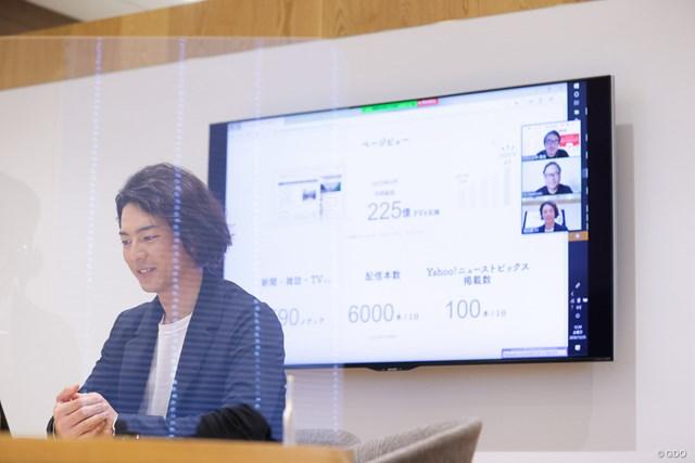 2020年 石川遼 石川遼がヤフー、Twitterのキーパーソンとオンラインで「ネット」を学ぶ