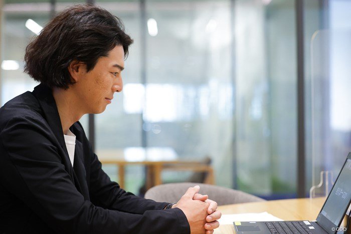 石川遼も多くの情報をネットから受け取っている 2020年 石川遼