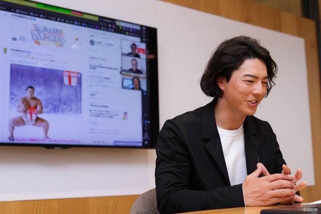 2020年 石川遼 ネットをうまく使いたい。石川遼がヤフー、Twitterのキーマンに聞いてみた!
