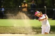 2010年 サイバーエージェントレディスゴルフトーナメント 初日 上田桃子