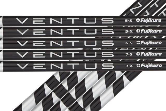 渋野日向子も使用する「VENTUS」シリーズから「BK」が日本上陸 昨年国内販売を開始したBLUEと同じデザインで色がブラック