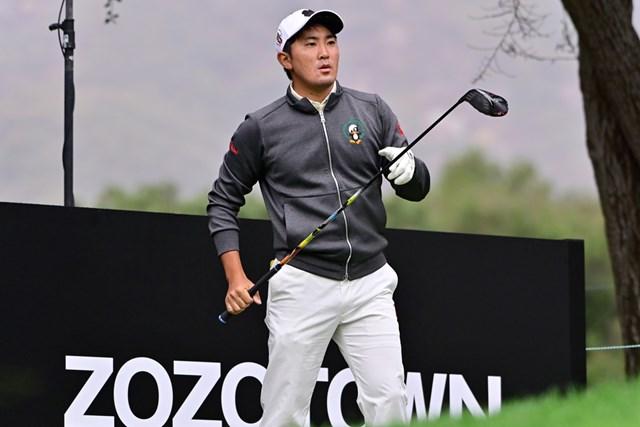 2021年 金谷拓実 PGAツアーは昨秋の「ZOZOチャンピオンシップ」以来の出場(Getty Images)