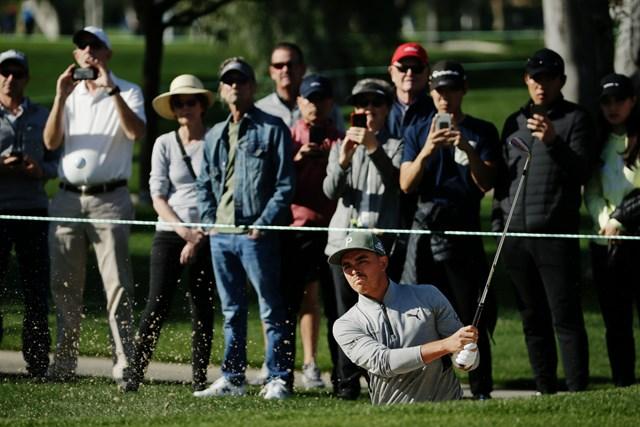 2021年 リッキー・ファウラー 無観客で実施される「ザ・アメリカンエキスプレス」。写真は前年大会のリッキー・ファウラー