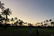 2021年 ソニーオープンinハワイ 初日 香妻陣一朗
