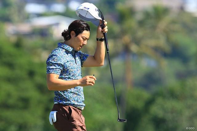 ソニーオープンinハワイ 2日目 石川遼 結果は予選落ちに終わったが、手応えもあった一週間