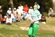 2010年 サイバーエージェント レディスゴルフトーナメント 2日目 古閑美保