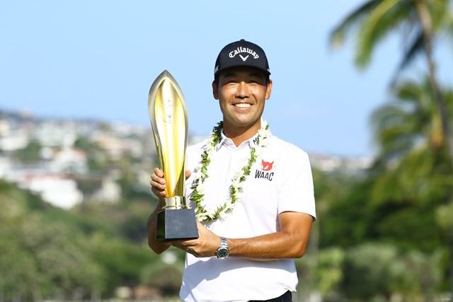 2021年 ソニーオープンinハワイ 4日目 ケビン・ナ ケビン・ナがツアー5勝目を挙げた