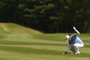 2010年 サイバーエージェント レディスゴルフトーナメント 2日目 申智愛