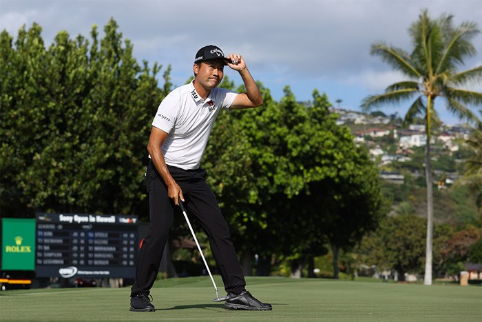 ハイレベルで隙のない選手(Gregory Shamus/Getty Images) 2021年 ソニーオープンinハワイ 最終日 ケビン・ナ
