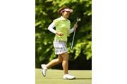 2010年 サイバーエージェント レディスゴルフトーナメント 2日目 茂木宏美