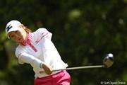 2010年 サイバーエージェント レディスゴルフトーナメント 2日目 飯島茜