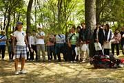 2010年 サイバーエージェント レディスゴルフトーナメント 2日目 上田桃子