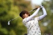 2010年 サイバーエージェント レディスゴルフトーナメント 2日目 森田理香子