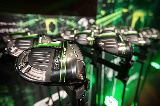 キャロウェイ 新製品発表会 新「エピック」のドライバーは3機種がラインアップ(提供:キャロウェイ)
