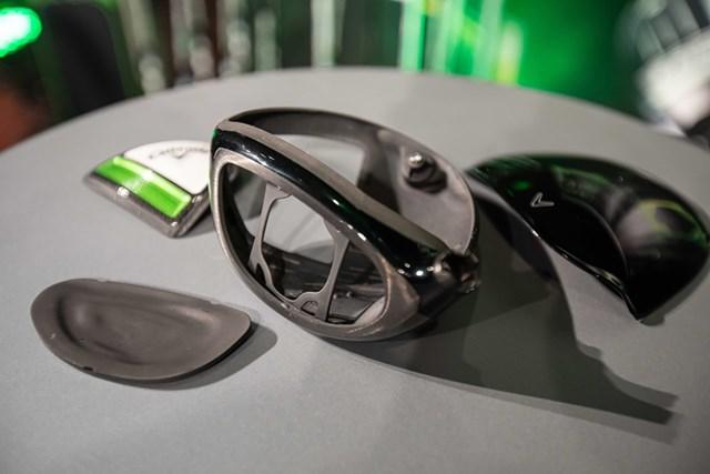 キャロウェイ 新製品発表会 新技術「ジェイルブレイク AI スピードフレーム」(提供:キャロウェイ)