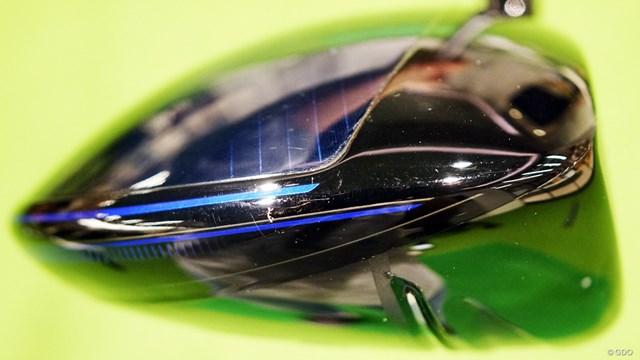 ツアーB X ドライバーを筒康博が試打「B史上No1のフィーリング」 比較してみるとかなりシャローバックに見える前作「XD-3」