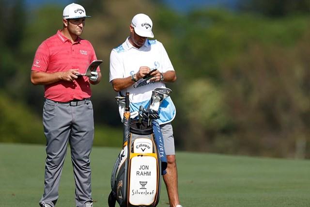 ジョン・ラーム ラームはキャロウェイと新たに契約した(Cliff Hawkins/Getty Images/PGATOUR.COM)