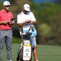 ラームはキャロウェイと新たに契約した(Cliff Hawkins/Getty Images/PGATOUR.COM) ジョン・ラーム