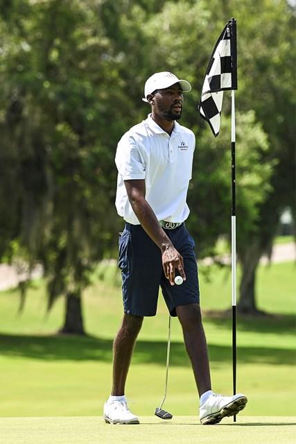 カマイユー・ジョンソン ホンダクラシックへの推薦出場が決まったカマイユー・ジョンソン※撮影は2020年7月(Keyur Khamar/PGA TOUR via Getty Images)
