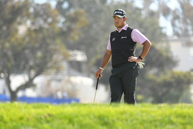 松山英樹 松山英樹※撮影は大会初日(Ben Jared/PGA TOUR via Getty Images)