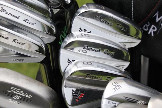 リードはグラインドワークスのプロトタイプアイアンを使う(GolfWRX、PGATOUR.com)