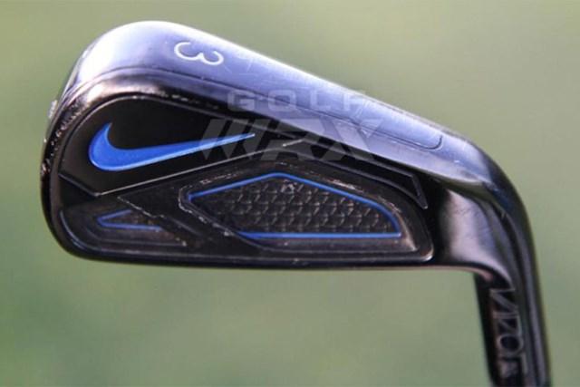 2021年 PGAツアーオリジナル ナイキ3番アイアン フィナウやケプカが今も愛用しているナイキの3番アイアン(提供:GolfWRX)