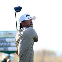 小平智は55位で予選を通過した 2021年 ウェイストマネジメント フェニックスオープン 2日目 小平智