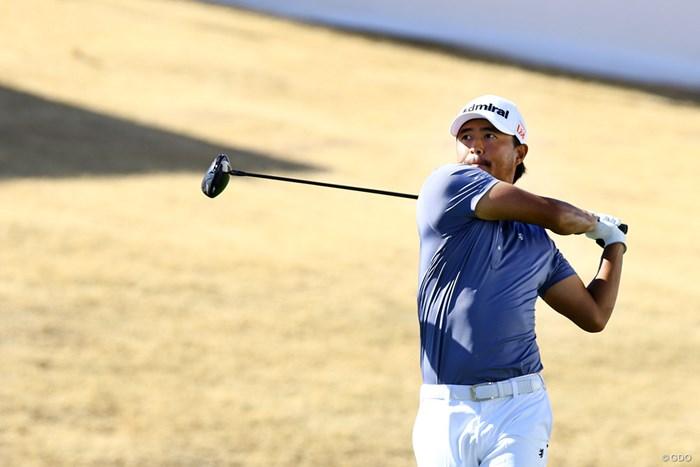好相性のドライバーが見つかり、小平智は「攻めのゴルフ」に転じた 2021年 ウェイストマネジメント フェニックスオープン 4日目 小平智
